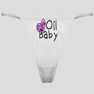 Oilfield Baby Classic Thong