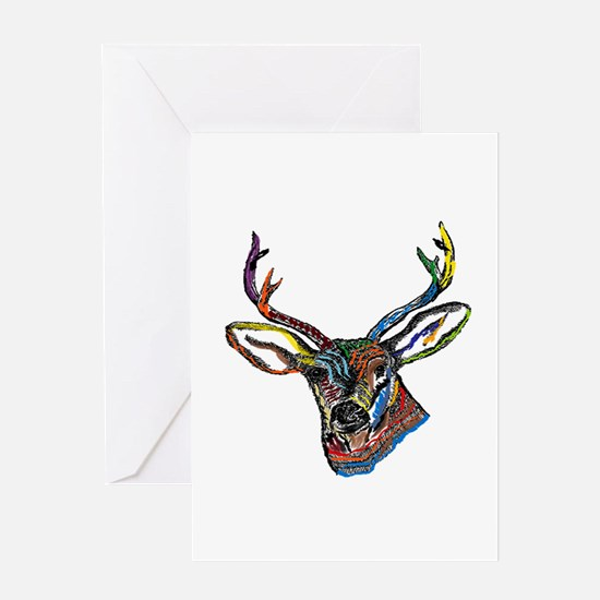 BUCK Greeting Cards