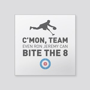 Bite the 8 Sticker