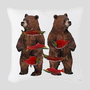 DREAM Woven Throw Pillow
