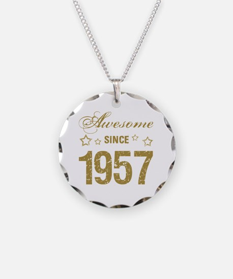 Cool 60th birthday for women Necklace