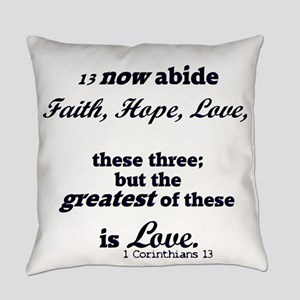 Now Abide Faith Hope Love 1 Corinthians 13 Everyda