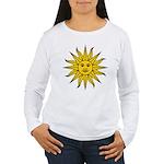 Sun of May Women's Long Sleeve T-Shirt