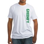 Greenify Fitted T-Shirt