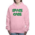 Space Case Women's Hooded Sweatshirt