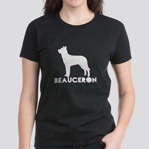 Beauceron Dog Designs Women's Classic T-Shirt