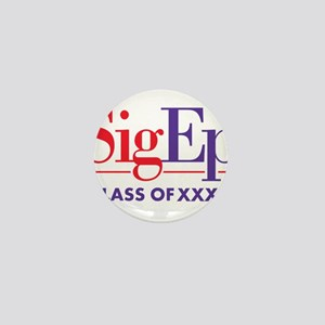 SigEp Class of XXXX Personalized Mini Button
