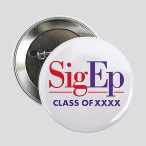 """SigEp Class of XXXX Personalized 2.25"""" Button"""