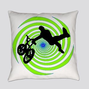 BMX Everyday Pillow