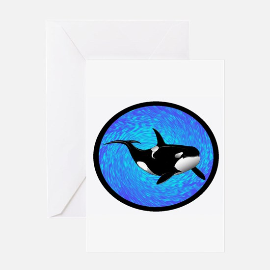 ORCA Greeting Cards