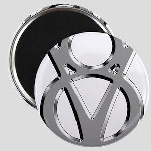 V8 Chrome Magnets