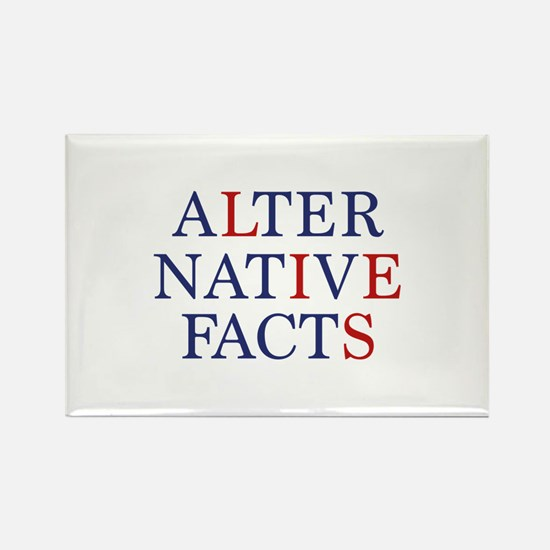 Alternative Facts Rectangle Magnet (100 pack)
