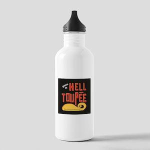 hell toupee Water Bottle