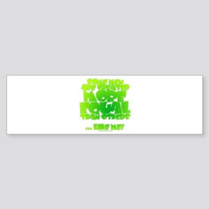 More Equal Sticker (Bumper)