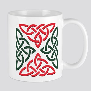 Christmas Trinity Knot Mugs