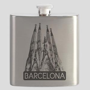 Barcelona: Sagrada Familia Flask