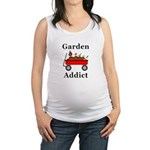 Garden Addict Maternity Tank Top