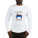 Garden Addict Long Sleeve T-Shirt