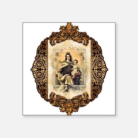 OLMtC-medallion Sticker