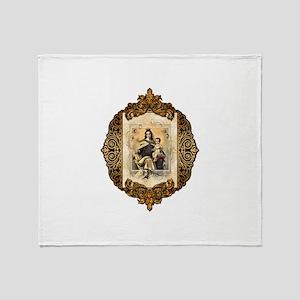 OLMtC-medallion Throw Blanket