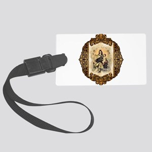 OLMtC-medallion Luggage Tag