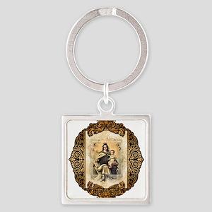 OLMtC-medallion Keychains