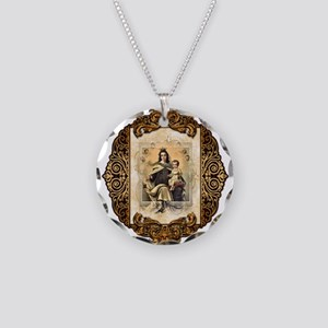 OLMtC-medallion Necklace