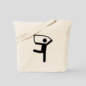 Gymnastics gymnast rope Tote Bag