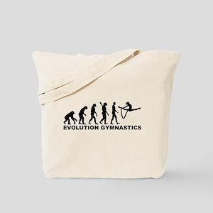 Evolution Gymnastics Tote Bag