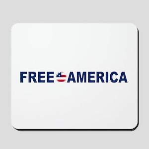 Free America Mousepad