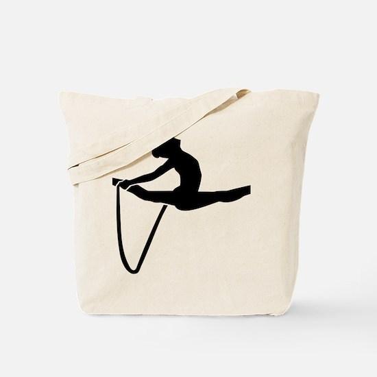 Gymnastics rope Tote Bag