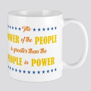THE POWER... Mugs