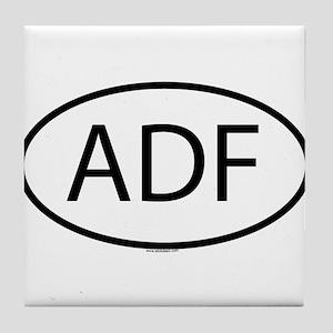 ADF Tile Coaster