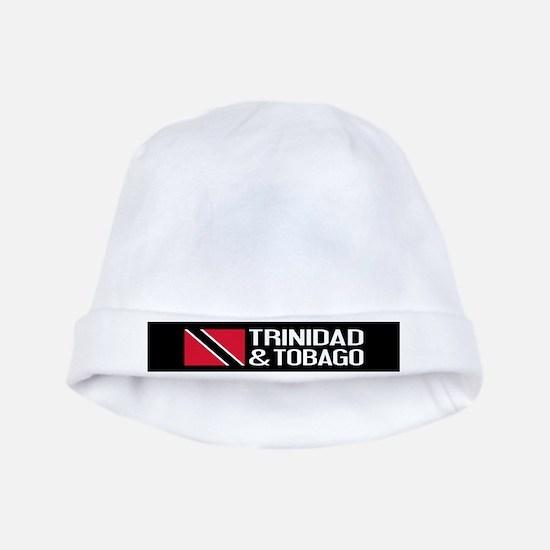 Trinidad & Tobago Flag baby hat