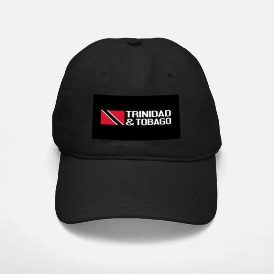 Trinidad & Tobago Flag Baseball Hat