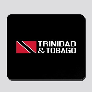 Trinidad & Tobago Flag Mousepad