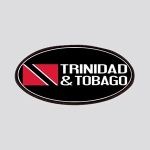 Trinidad & Tobago Flag Patch