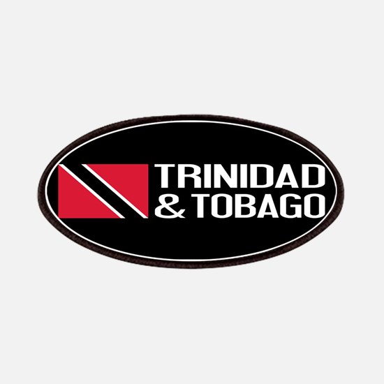 Trinidad & Tobago Flag Patch