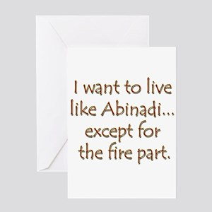 LDS Website- Abinadi Greeting Cards