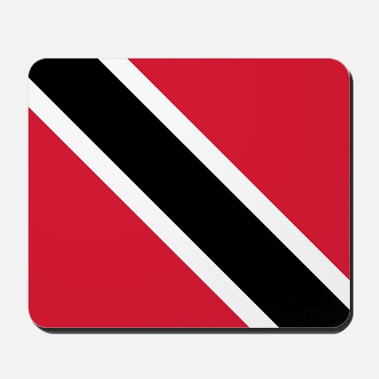Trinidad & Tobago Flag Mousepad