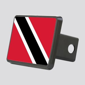 Trinidad & Tobago Flag Rectangular Hitch Cover