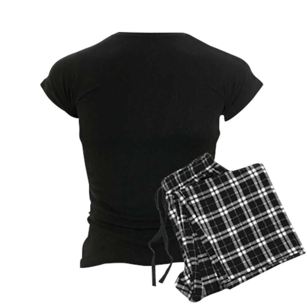 CafePress-Kiniart-Westie-Warm-Fuzzy-Women-039-s-Pajamas-2041634437 thumbnail 3