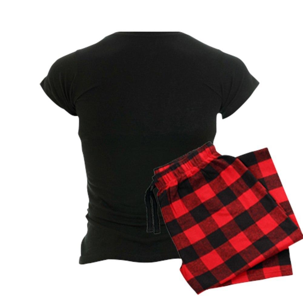 CafePress-Kiniart-Westie-Warm-Fuzzy-Women-039-s-Pajamas-2041634437 thumbnail 60