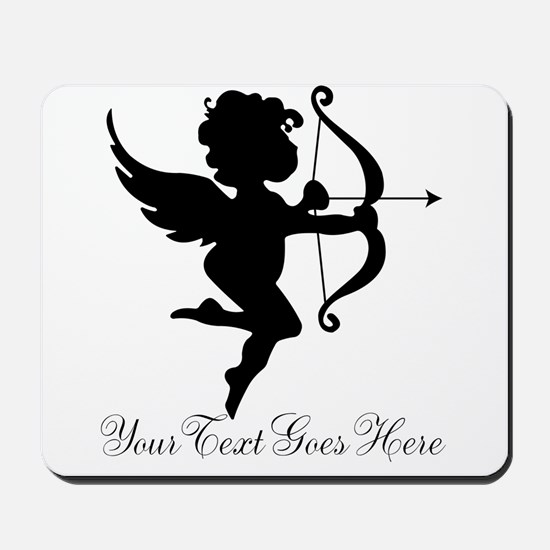 Valentines Day Gifts Cupid Mousepad