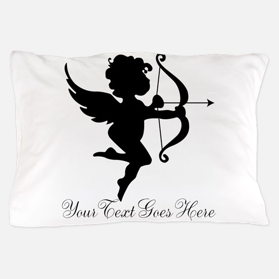 Valentines Day Gifts Cupid Pillow Case