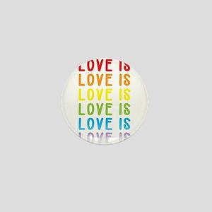 Love is Love. Mini Button