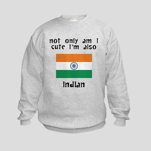 Cute And Indian Sweatshirt