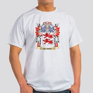 Clancy Coat of Arms - Family Crest T-Shirt
