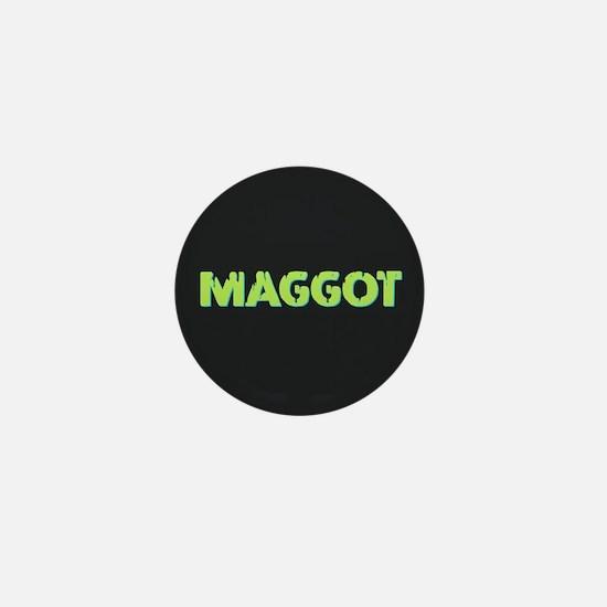 Maggot Mini Button