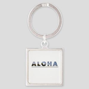 Aloha+Diamond Head Keychains